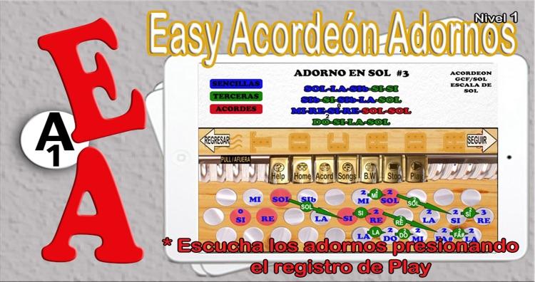 Easy Acordeón Adornos 1 screenshot-3