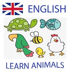 Learn Animals in English Language
