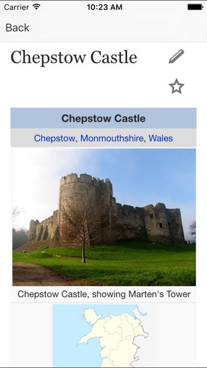 History Map Wales screenshot-3