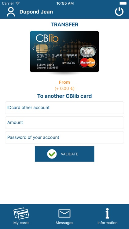 CBlib - Manage your cards screenshot-2