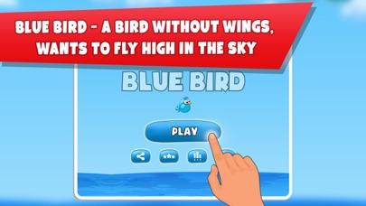Blue Bird - Fly high in the sky