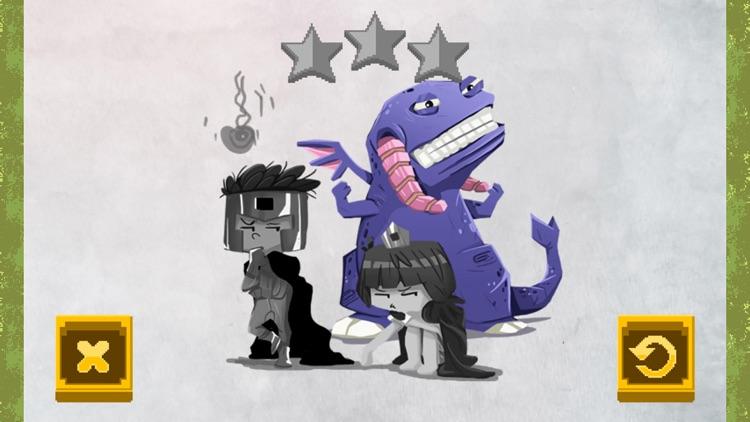 Fairy tale of dragon killer screenshot-3
