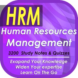 Human Resources Management (HRM): 3200 Notes & Quizzes