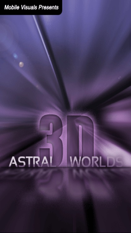 Astral 3D Music Visualizer