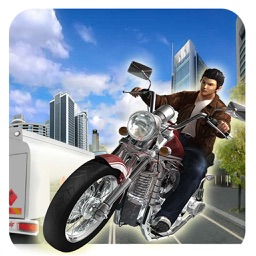 Moto Bike City Traffic  Speed Race 3D