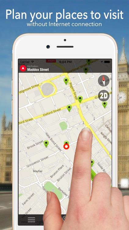 Homer Offline Map Navigator and Guide