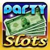 Vegas Party Casino Slots VIP Vegas Slot Machine Games - Win Big Bonuses in the Rich Jackpot Palace Inferno!