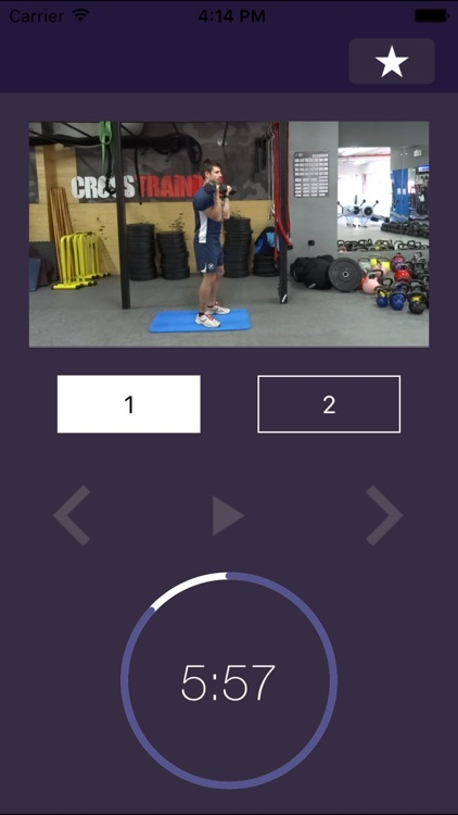 7 min Dumbbell Workout: Complete Squat Exercise Training Challenge - Dumbbells Exercises and Workouts Routine for Chest, Arms, Shoulders and Biceps Muscle