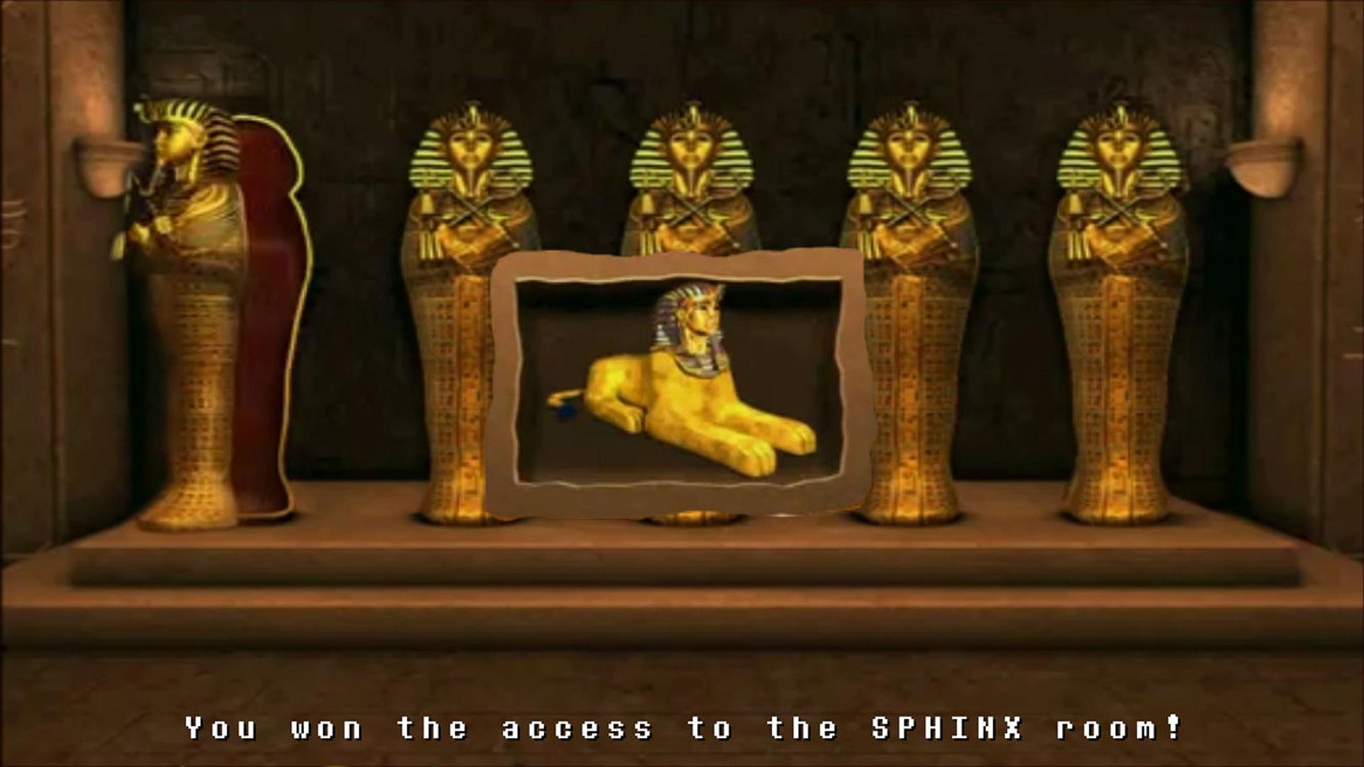Sphinx Slot Simulator screenshot 2