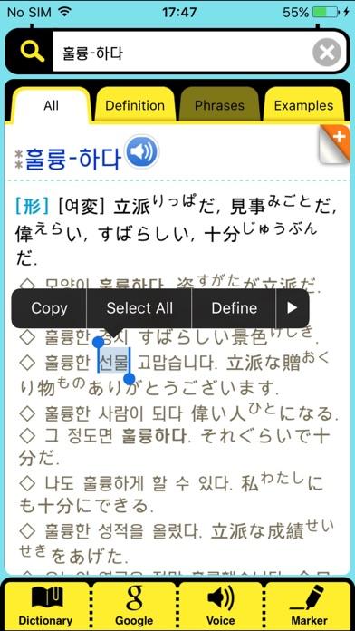 ディオディック 韓日・日韓辞典 - ニュー... screenshot1