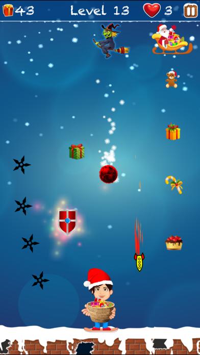 Xmas Gift Collector - The Winter Adventure screenshot three