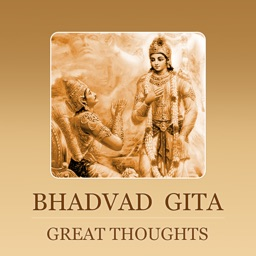 Bhagwat Gita : A part of the Hindu epic Mahabharta - Bhagwad Geeta