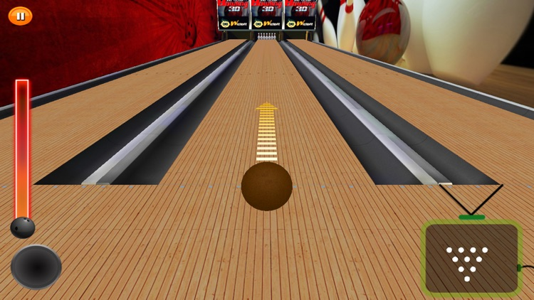 Lets Play Bowling 3D screenshot-3