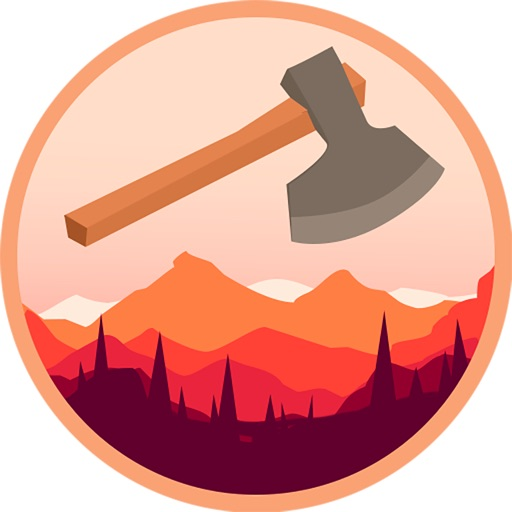 The Forest Survival 3D FREE iOS App