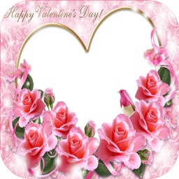 Valentine Photo Frames - FREE