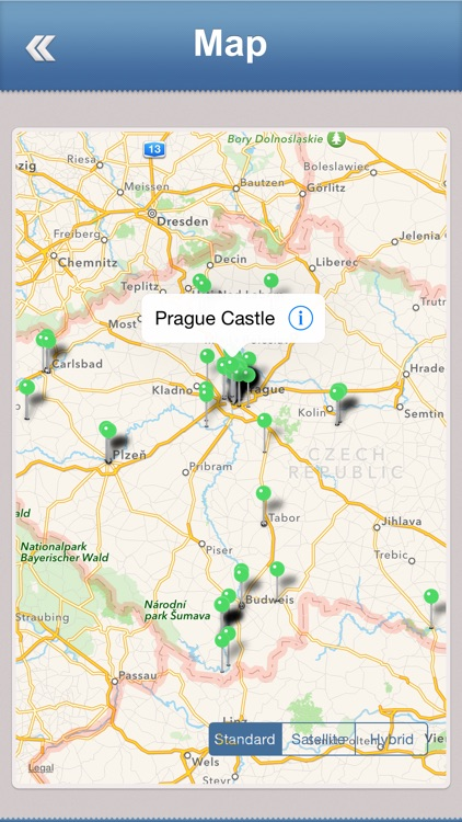 Czech Republic Offline Travel Guide screenshot-3