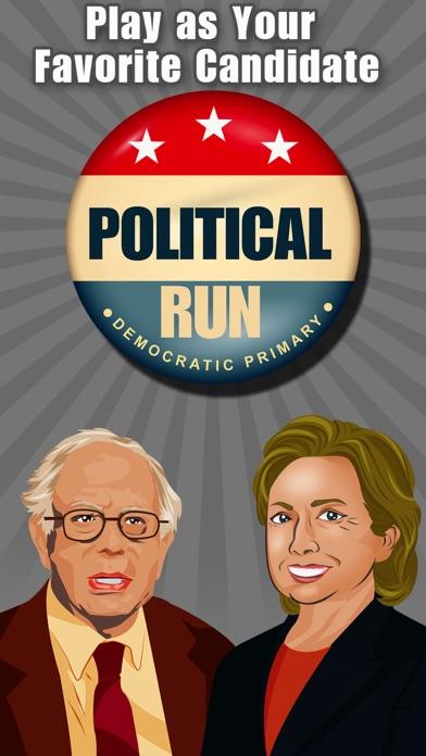 Political Run - Democratic Primary - 2016 Presidential Election Trivia screenshot one