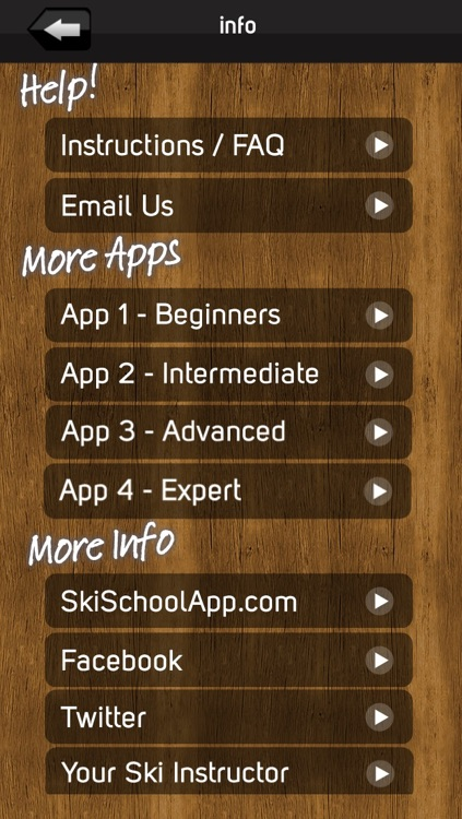Ski School Advanced screenshot-4