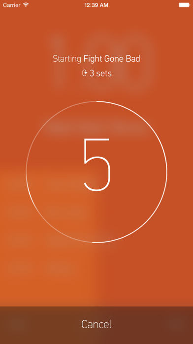 FitHIT — Interval Timer & Workout Log screenshot three