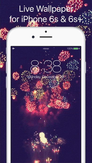 Screenshot #1 for Live Wallpaper.s - Dynamic Gif Animate Photo for Lock Screen ...