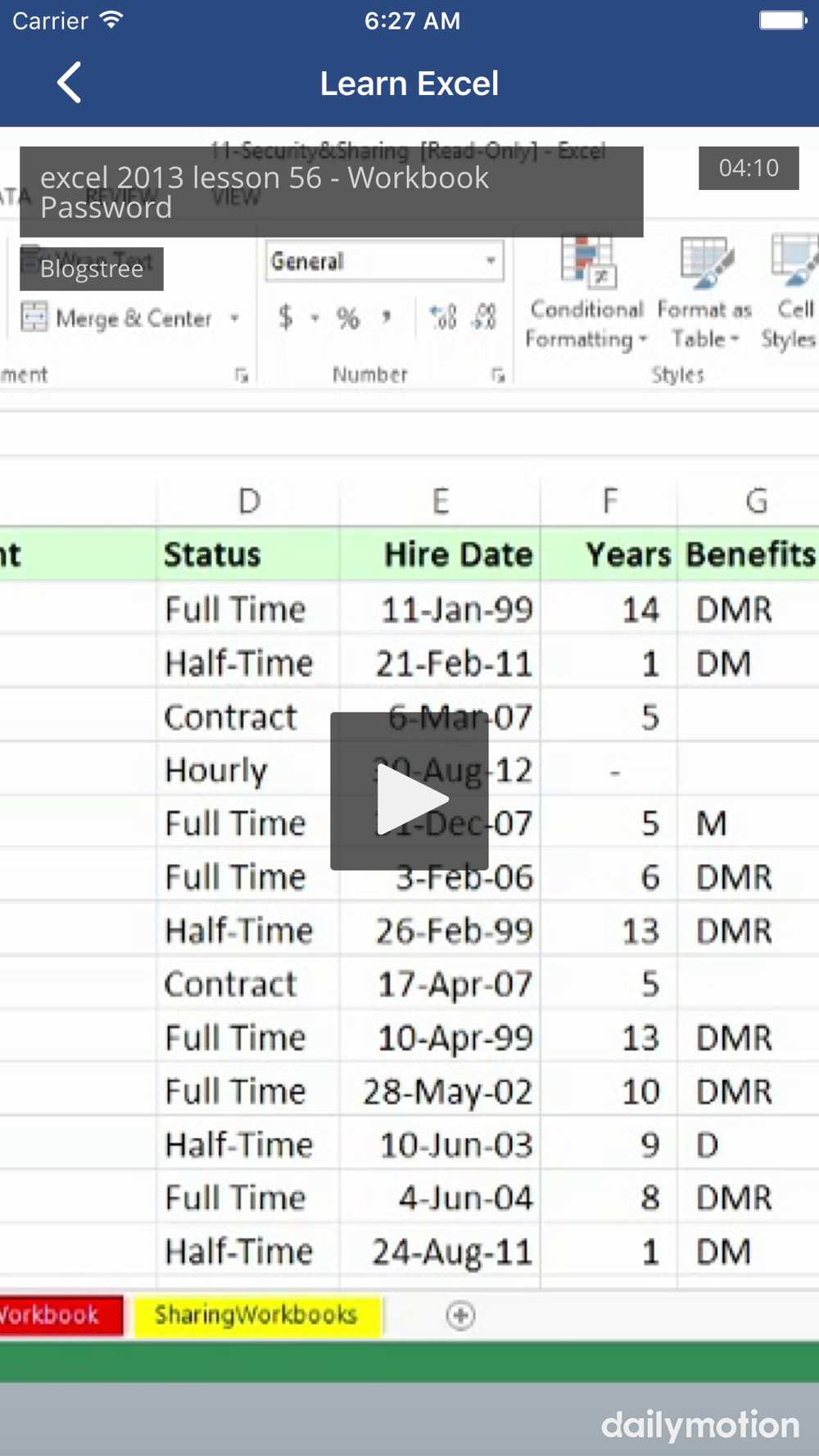 Great App for MS Excel Formula Macros   Learn in 20 days Free ...