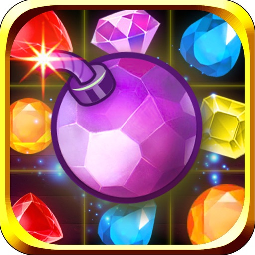 Jewels Shooter: Dimon Match-3 icon