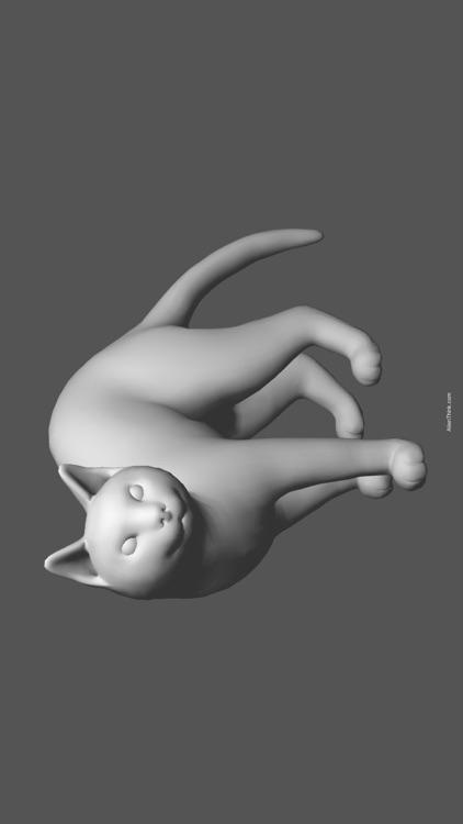 Cat Pose Tool 3D screenshot-3
