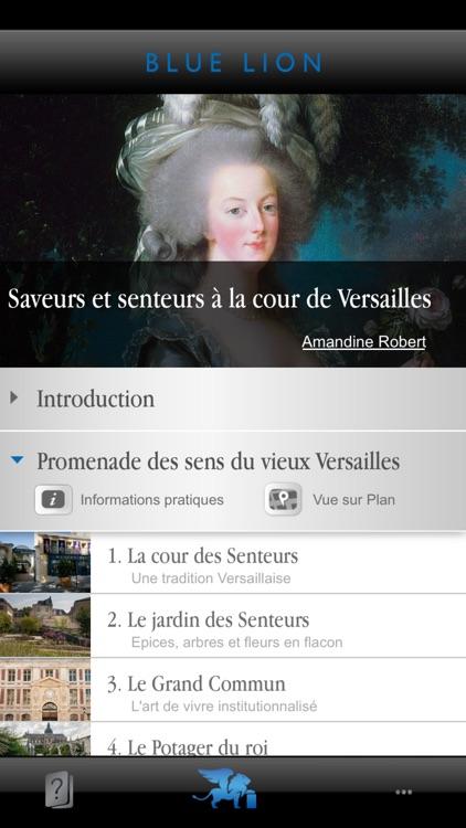 Versailles - Saveurs et senteurs à la cour