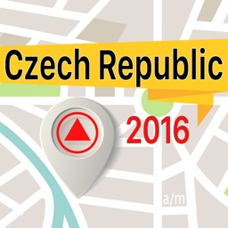 Czech Republic Offline Map Navigator and Guide