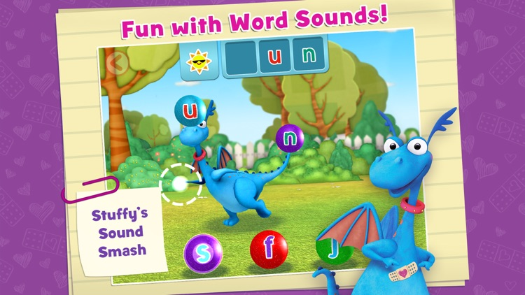 Read with Doc: Letters and Sounds screenshot-4