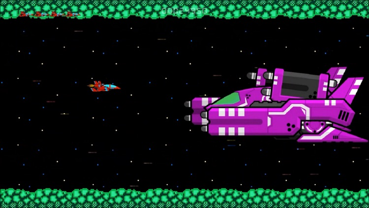 Super Arcade Boy in Defender of Planet Earth screenshot-2