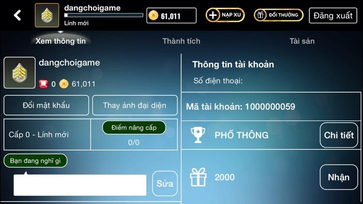 IVip vua bài screenshot-4