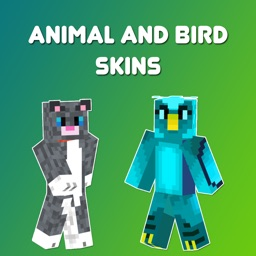 Animal & Bird Skins - New Collection of 2016 for Minecraft Game