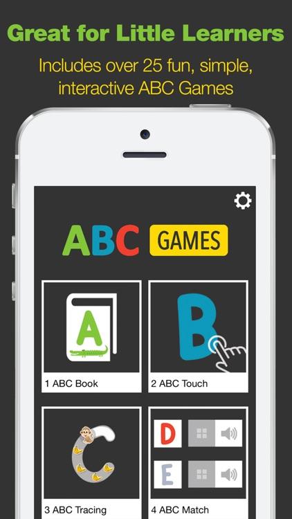 ABC Games - Over 25 Alphabet Letter & Phonics Games for Preschool & Kindergarten