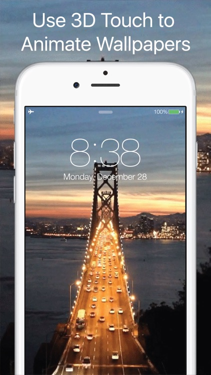 Live Wallpaper.s - Dynamic Gif Animate Photo for Lock Screen screenshot-3