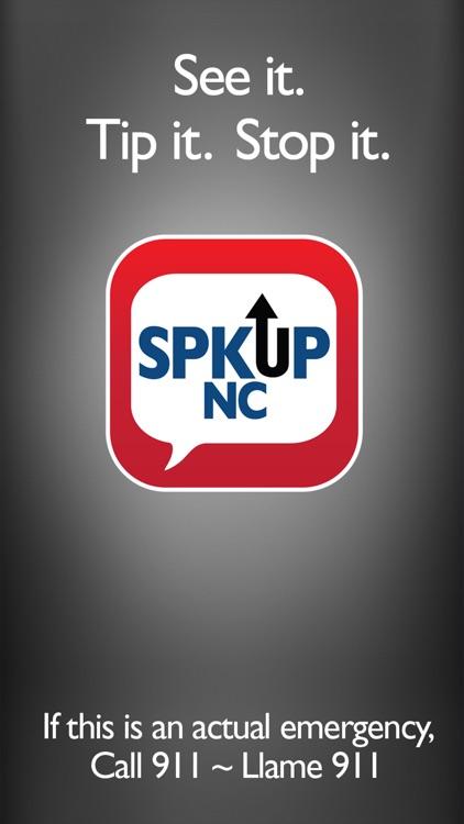 SpeakUpAppNC