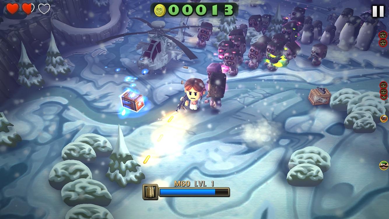 Minigore 2: Zombies Screenshot