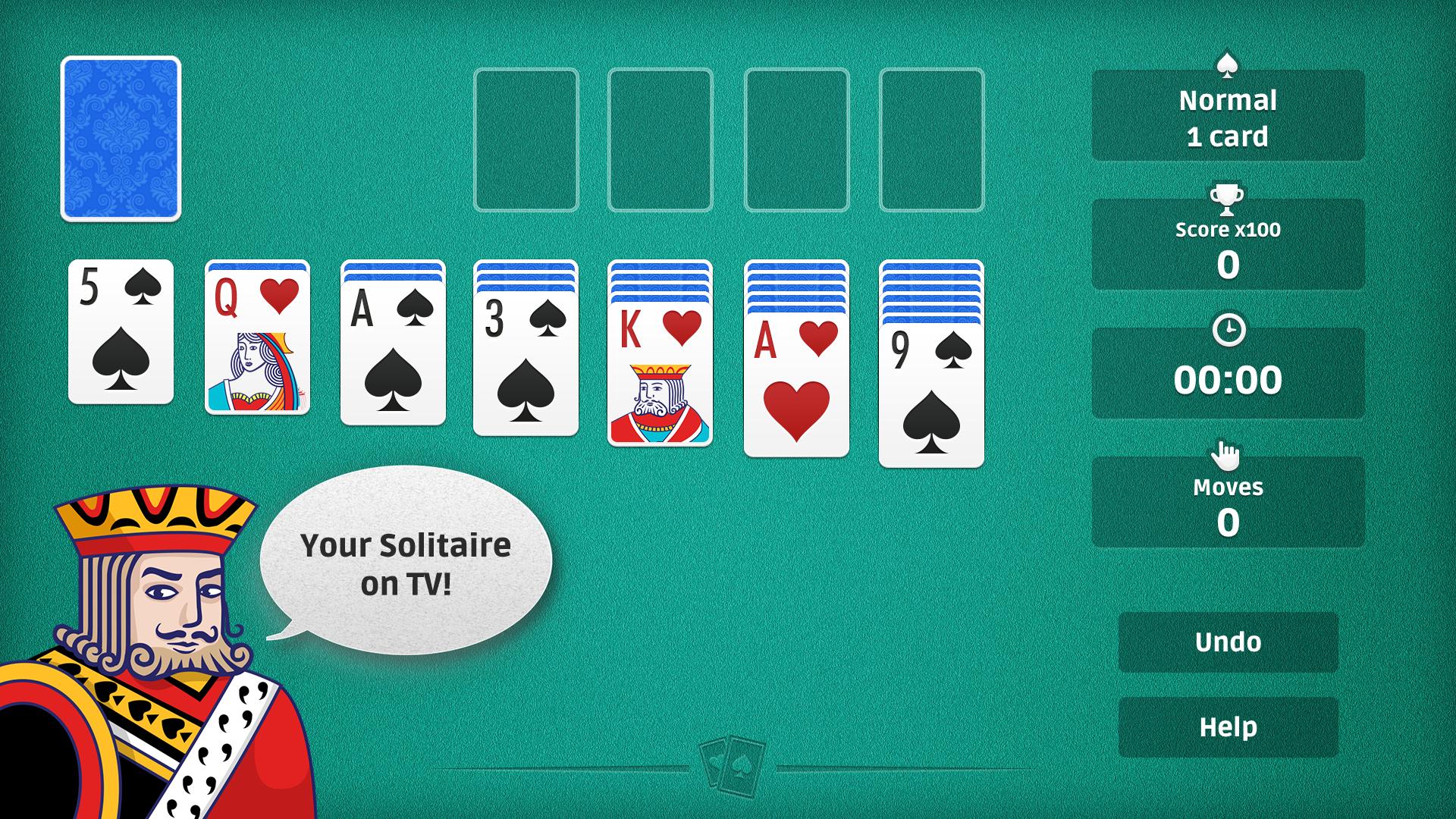 Solitaire ∘ screenshot 9