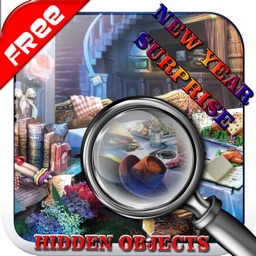 Find The New Year Surprise Hidden Objects