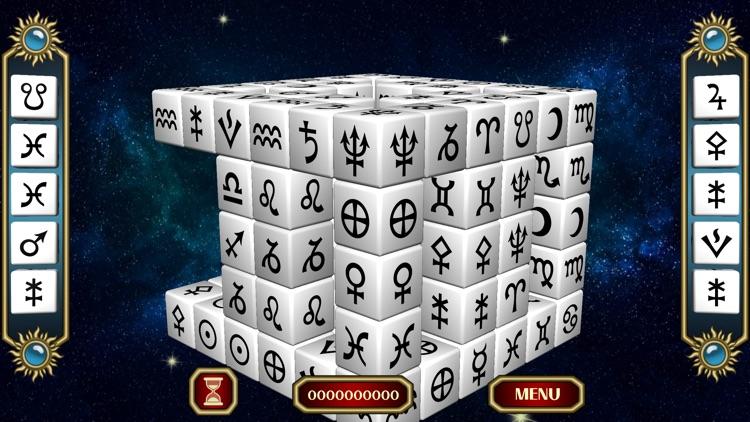 Horoscope Biorhythm Mahjong screenshot-3