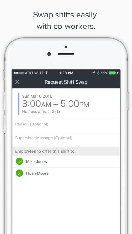 ZoomShift Employee Scheduling screenshot-3