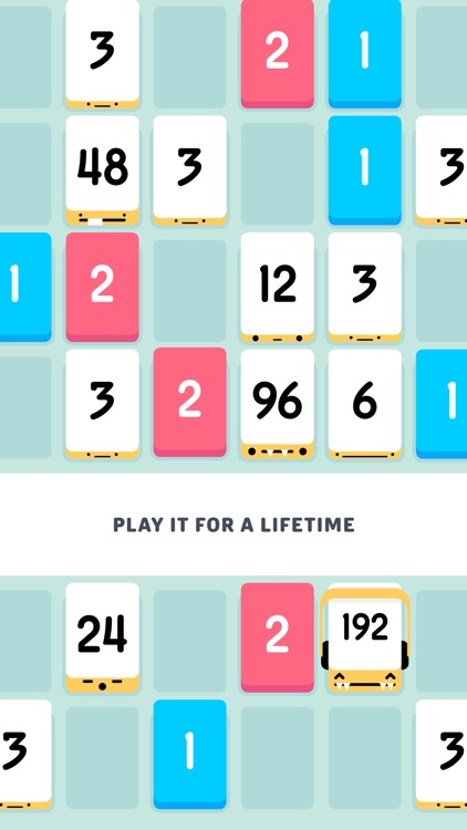 Threes! screenshot-4
