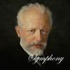 HANXUE WU - チャイコフスキー交響曲 アートワーク
