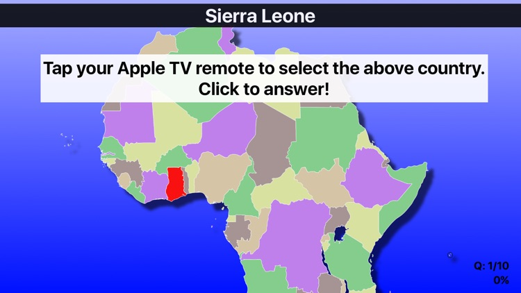 Maps for apple tv africa map quiz gumiabroncs Images