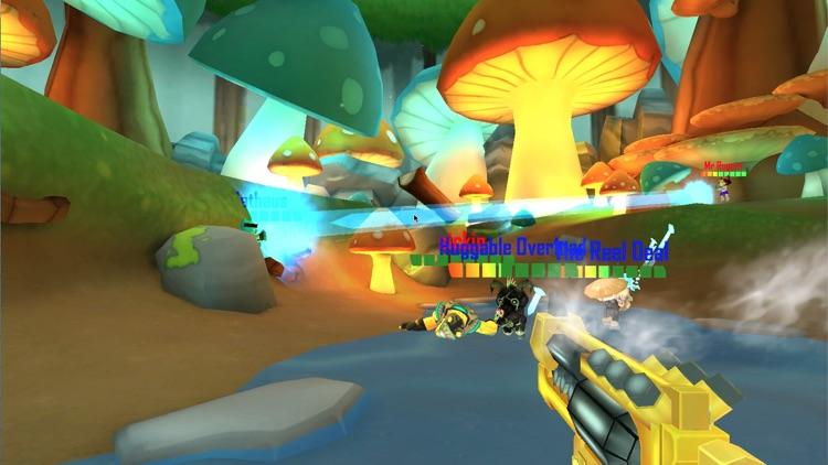Battle Bears Overclock FPS Epic Multiplayer Shooting Games screenshot-3