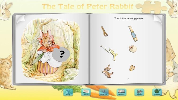 Peter Rabbit Jigsaw Puzzles