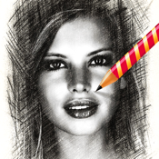 My Sketch - HD Pencil Drawing for FB, Tumblr ,IG and Photoshop icon