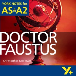 Doctor Faustus York Notes AS and A2 for iPad