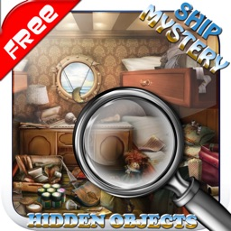 Phantom Ship - The Mystery of Hidden Objects