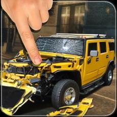 Activities of Simulator Crash War Car